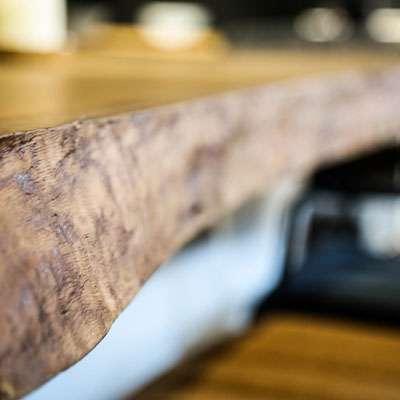 Tischplatten Aus Massivholz Und Echtholz Wohnsektion