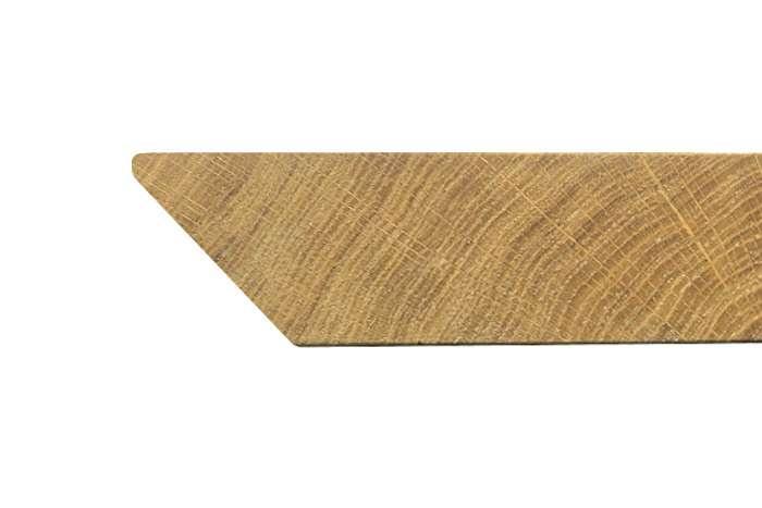 eiche massiv tischplatte oval nach ma wohnsektion. Black Bedroom Furniture Sets. Home Design Ideas