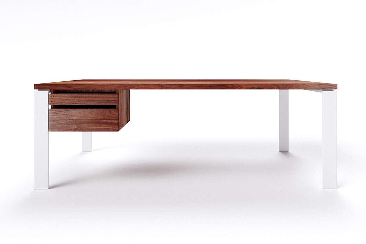 Nussbaum Design Schreibtisch Karuk