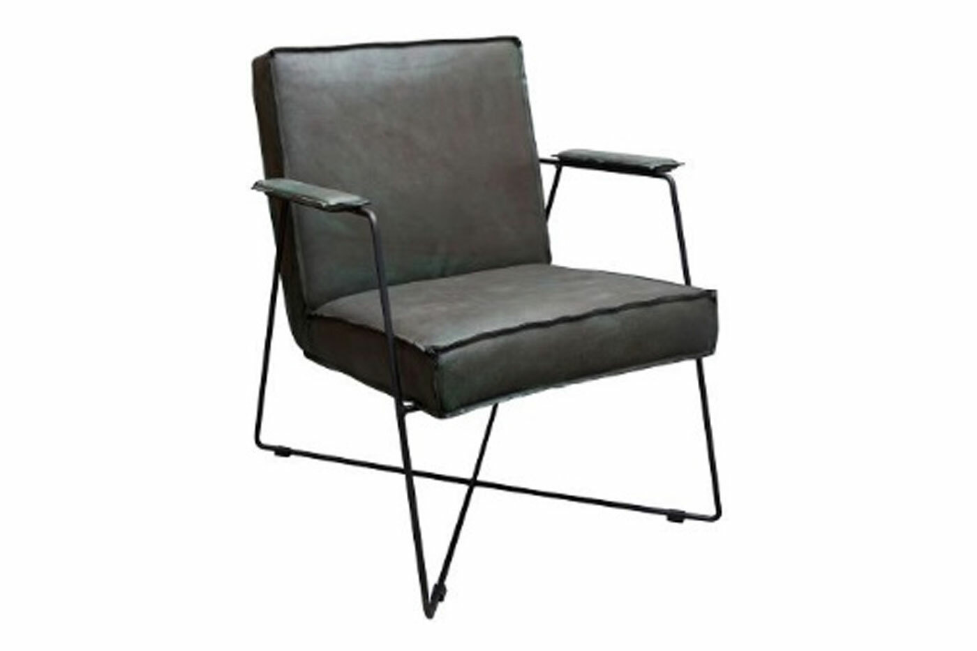 Bequemer Relax Sessel Echtleder