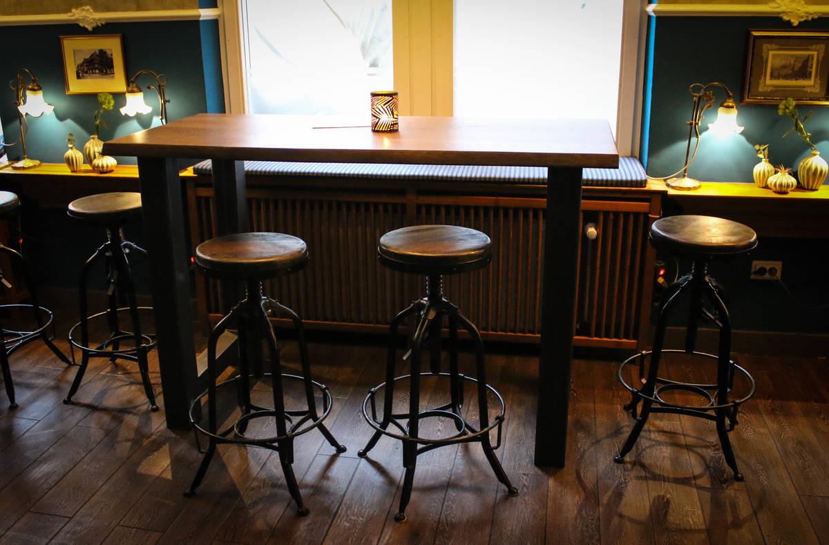 Kundenbild 20 Tischgestell Metall Melean 2er Set