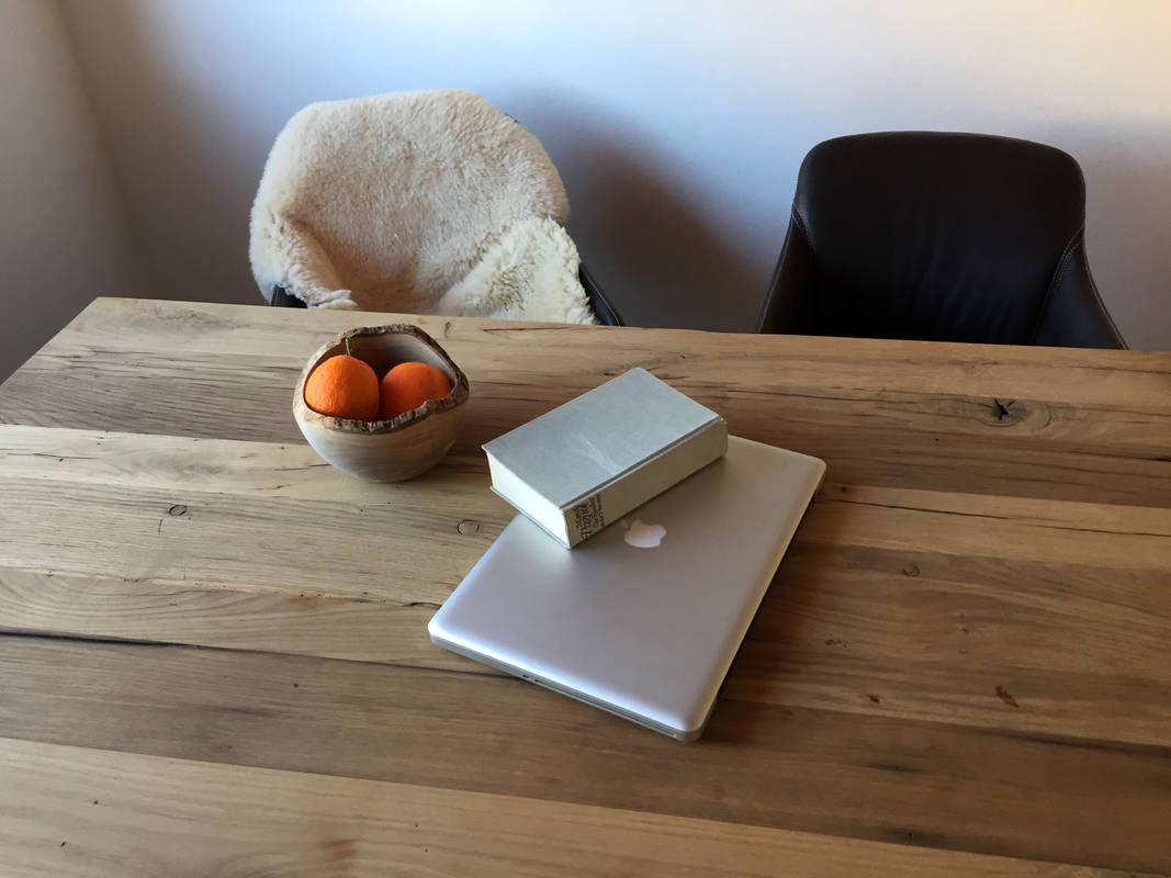 tischplatte eiche altholz massiv auf ma wohnsektion. Black Bedroom Furniture Sets. Home Design Ideas
