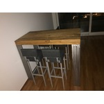 Kundenbild 5 Kufen Tischgestell Stahl Horten 15, 2er Set