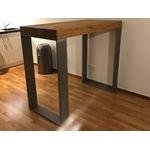 Kundenbild 3 Kufen Tischgestell Stahl Horten 15, 2er Set