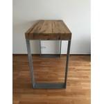 Kundenbild 1 Alte Eiche Tischplatte aufgedoppelt auf Maß