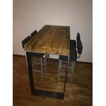 Kundenbild 2 Alte Eiche Tischplatte aufgedoppelt auf Maß