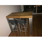 Kundenbild 5 Alte Eiche Tischplatte aufgedoppelt auf Maß