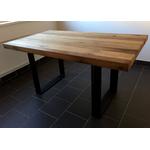 Kundenbild 7 Tischplatte Eiche Altholz vollmassiv auf Maß