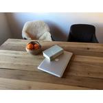 Kundenbild 2 Tischplatte Eiche Altholz vollmassiv auf Maß
