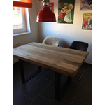 Kundenbild 3 Tischplatte Eiche Altholz vollmassiv auf Maß