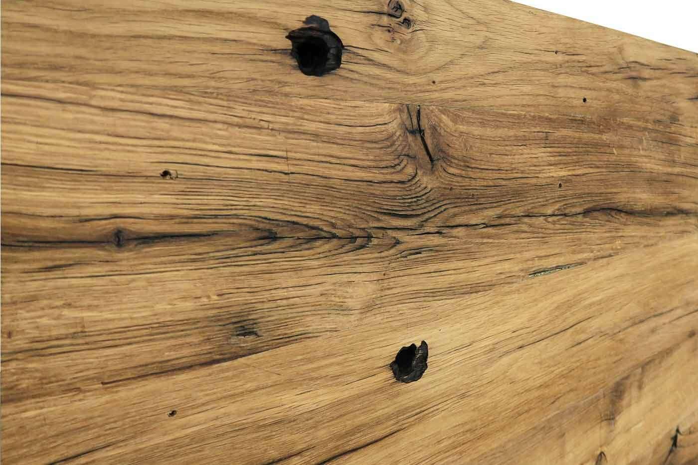 wohnsektion alte eiche tischplatte auf ma ansehen. Black Bedroom Furniture Sets. Home Design Ideas