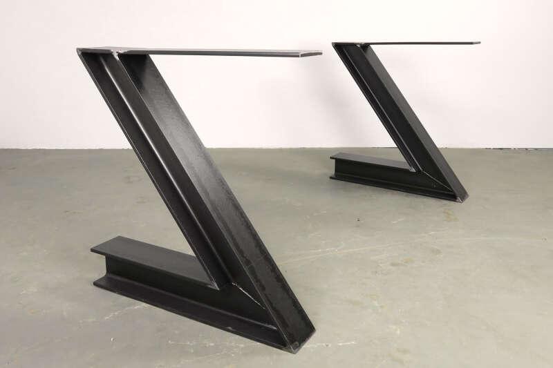 Industrial Tischgestell Z Design
