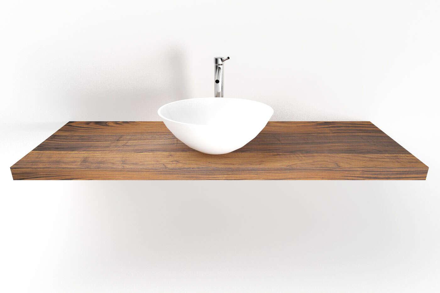 massivholz waschtisch auf ma nussbaum wohnsektion. Black Bedroom Furniture Sets. Home Design Ideas