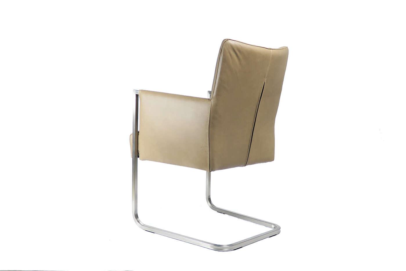 freischwinger st hle leder edelstahl geb rstet inspiration design raum und m bel. Black Bedroom Furniture Sets. Home Design Ideas