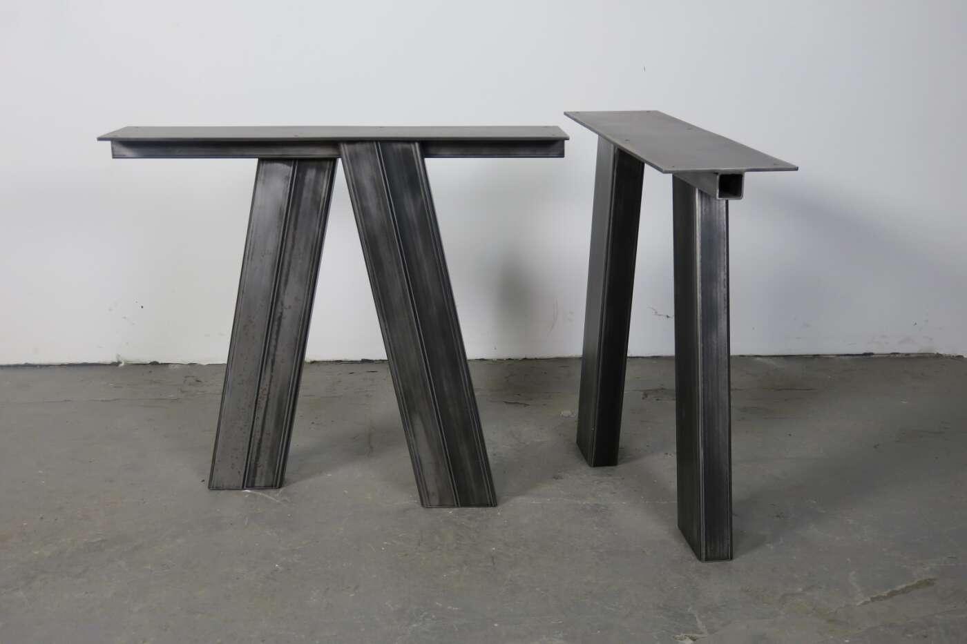 metall tischbeine kulajan auf ma ansehen. Black Bedroom Furniture Sets. Home Design Ideas