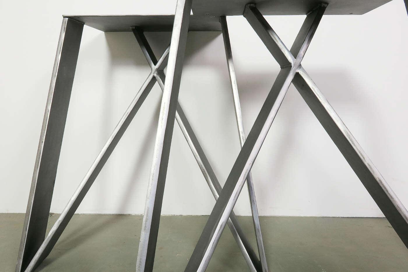 Tischgestell Eisen Auf Mass Tisch Untergestell Imatra Ansehen