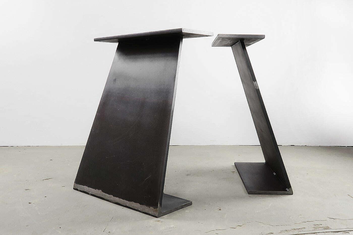 Tisch Wangen Farum Stahl