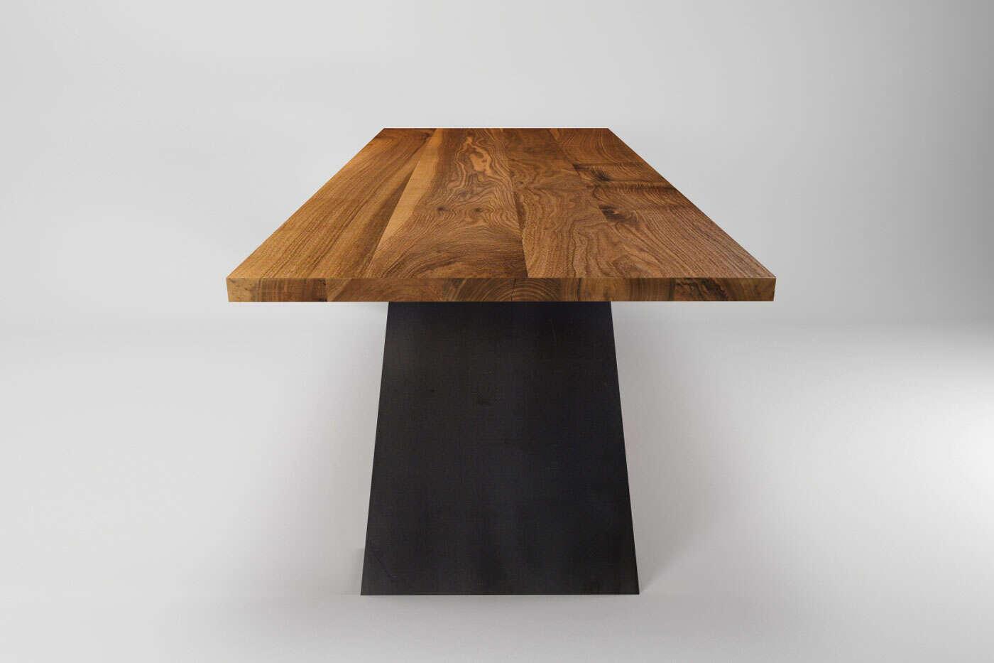 Nussbaum Tisch Farum modern nach Maß