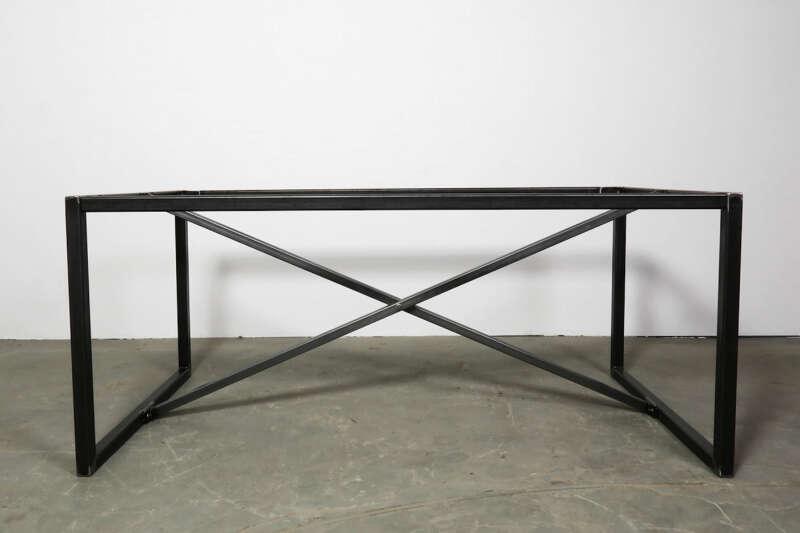 Stahl Tischuntergestell Jasper nach Maß