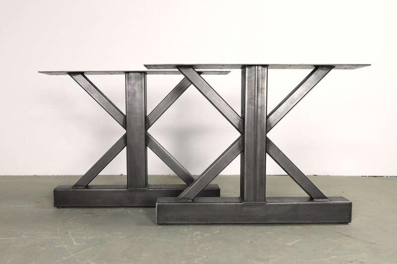 Stahl Tischgestell Sönke 2er Set