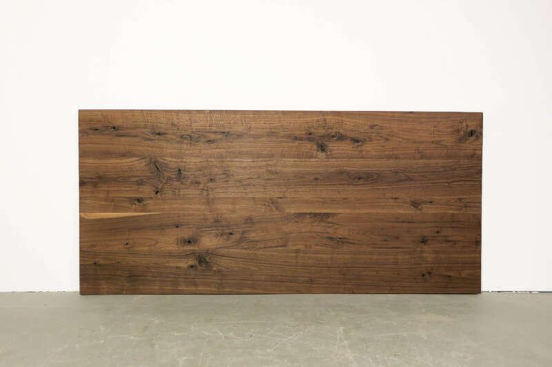 Tischplatte nach Maß amerikanischer Nussbaum