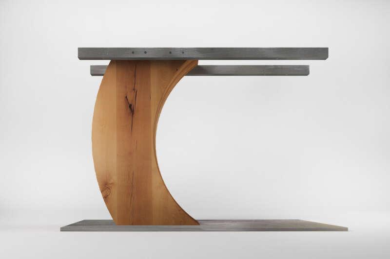 Tisch Untergestell Ravid Buche