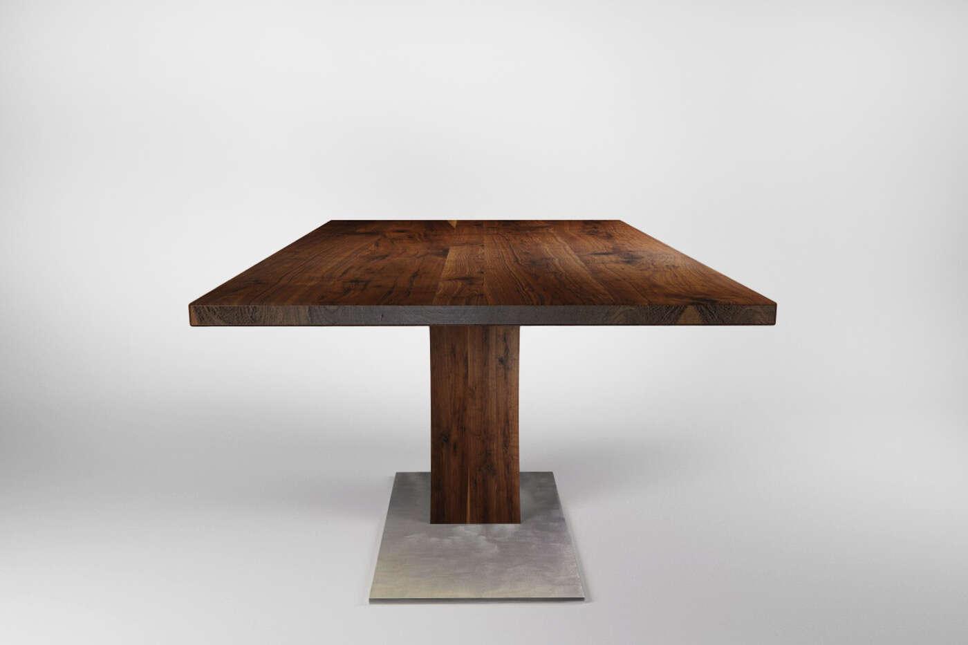 ravid esstisch amerikanischer nussbaum auf ma. Black Bedroom Furniture Sets. Home Design Ideas