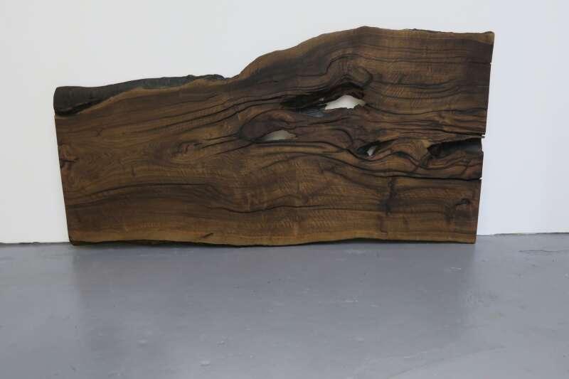 Nußbaum Baumtisch | Wohnsektion