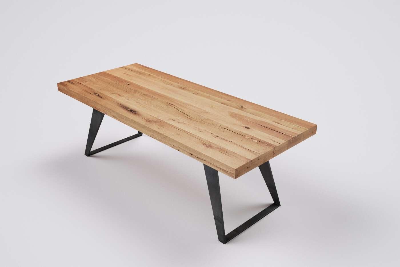 massivholz tisch altes holz auf ma wohnsektion. Black Bedroom Furniture Sets. Home Design Ideas