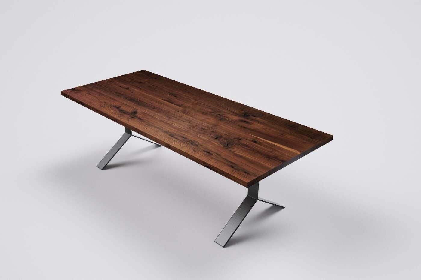 nu baum massivholz tisch nach mass wohnsektion. Black Bedroom Furniture Sets. Home Design Ideas