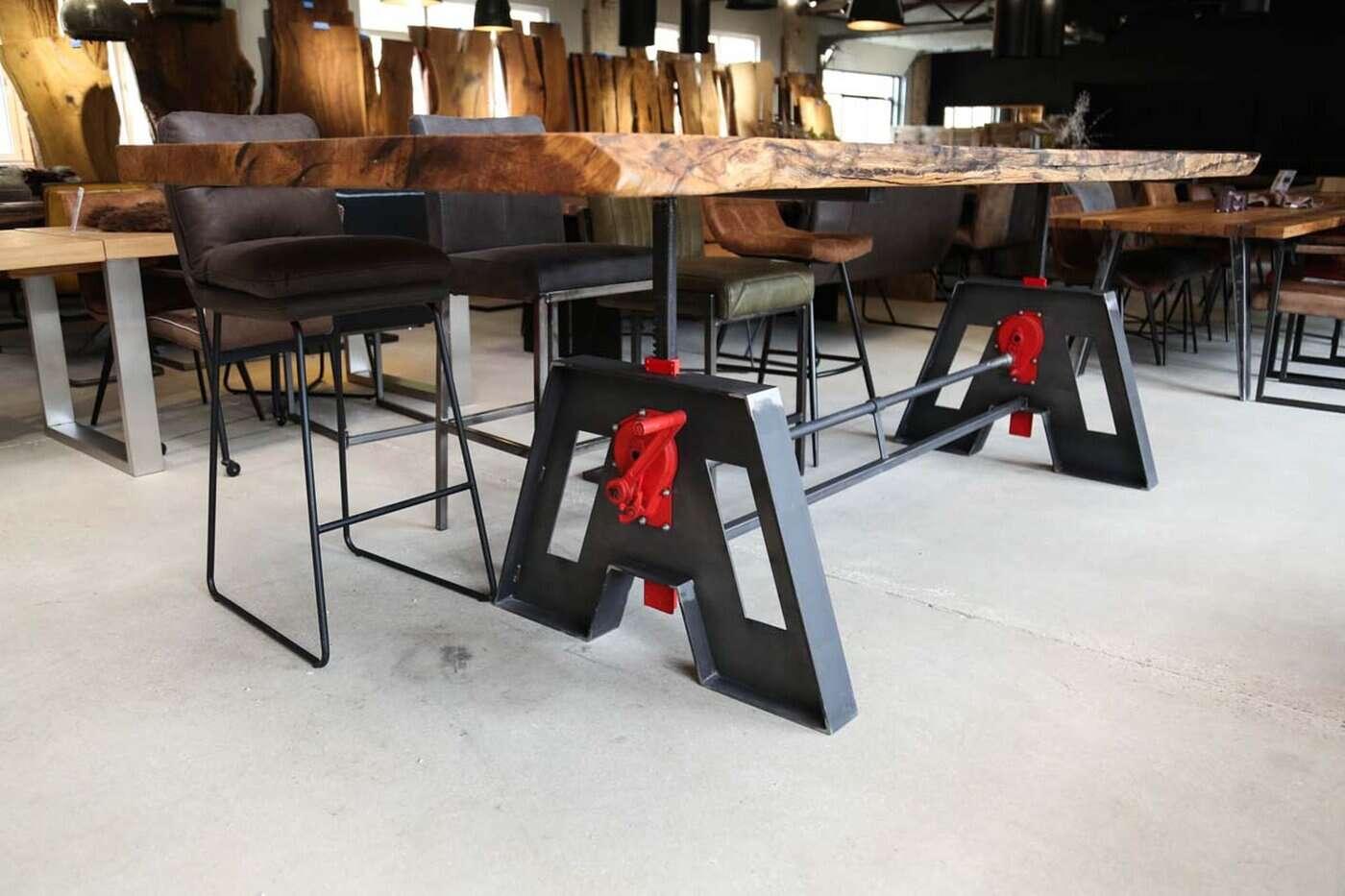 Tischuntergestell höhenverstellbar Hulk