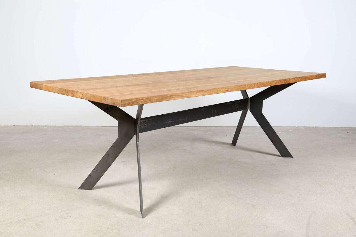 Design Untergestell Tisch Slimo nach Maß