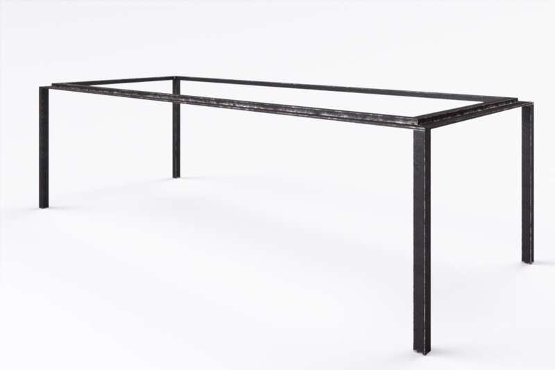 Tischgestell Filigran auf Maß