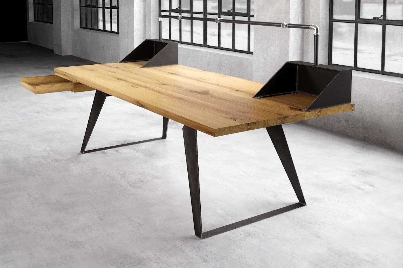 Schreibtisch Nach Maß 2021