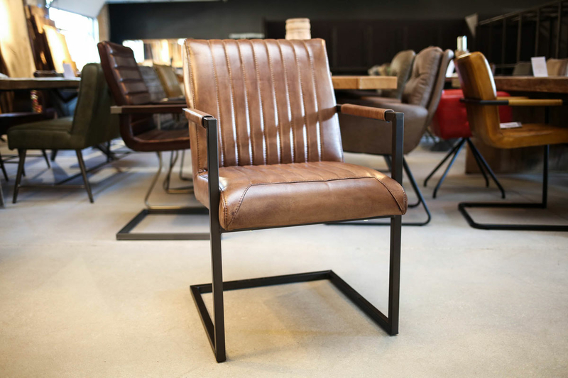 Esszimmer Sessel Industrial Modell Kayla
