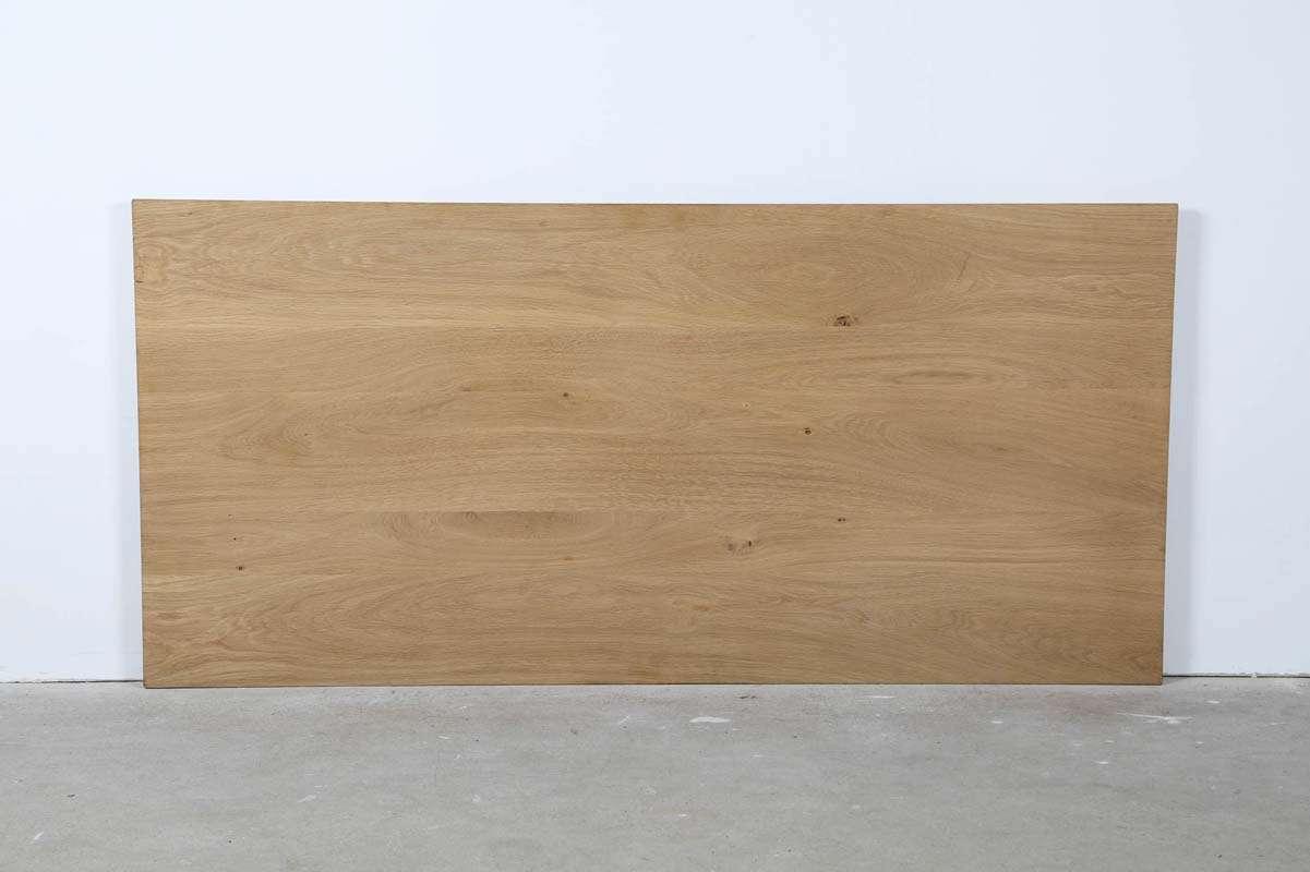 Tischplatte Eiche Ausstellungsstück 190x109x2