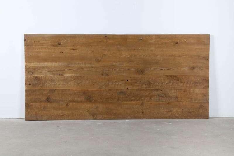Massivholz Tischplatte Bauholz 220x103x4