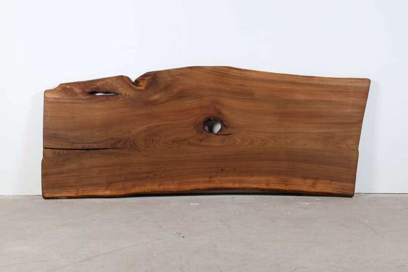 Baum Tischplatte Eiche 232x106x5,5