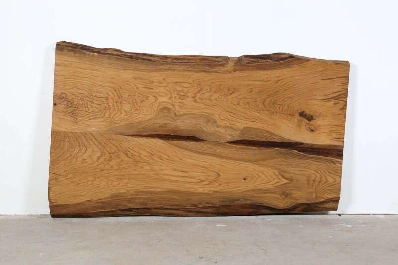 Eiche Twin Tischplatte 194x118x100x5,5