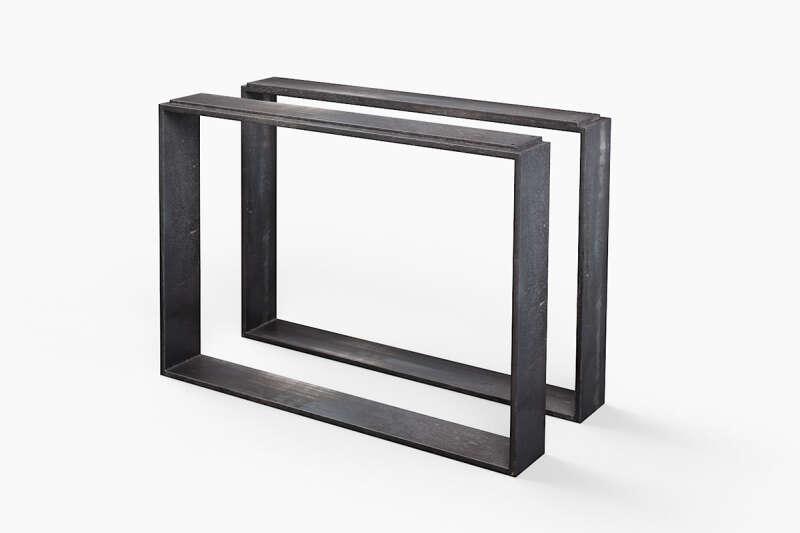 Stahlkufen Tischgestell Horik