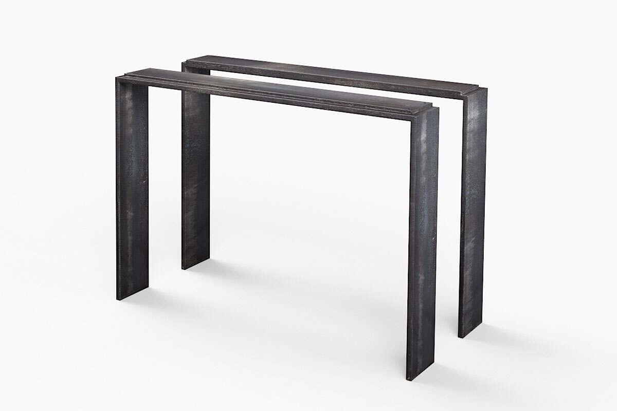 Metall Tischgestell U Form Karuk
