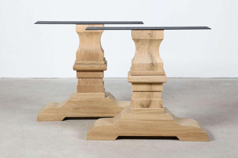 Tischgestell Klostertisch Eloise Eiche