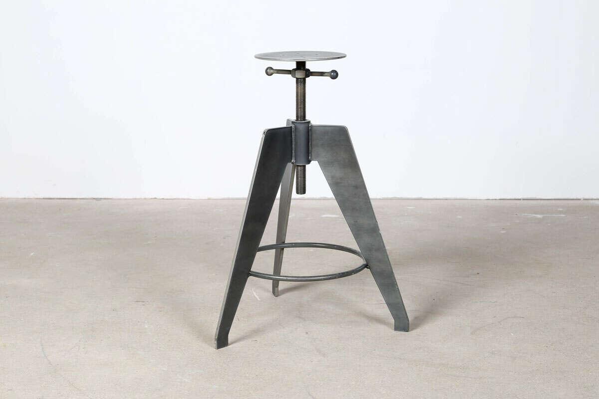 Stahl Tischgestell Hohenverstellbar Wohnsektion