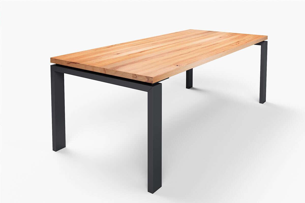 Moderner Esstisch nach Maß Buche Vardak