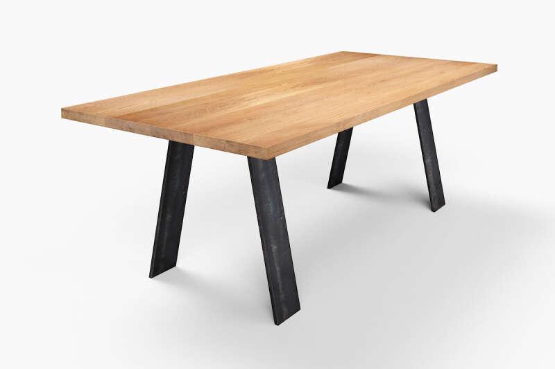 Tisch Eiche modern Novo auf Maß