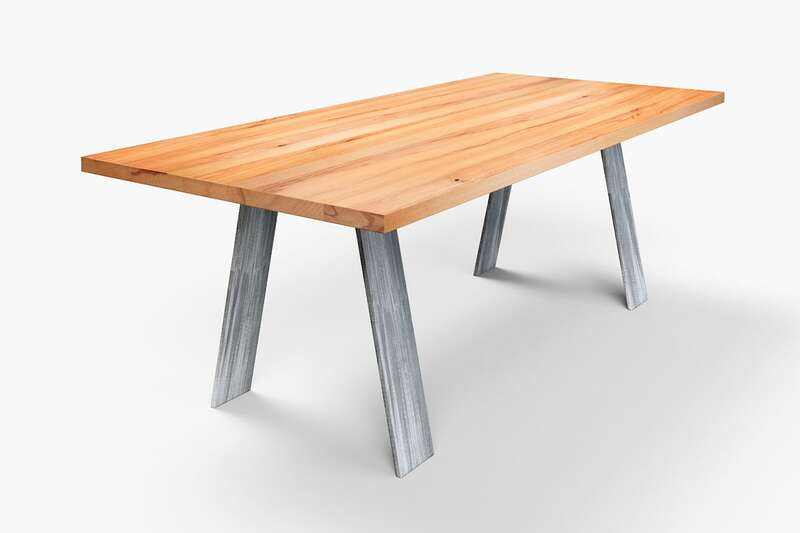 Naturholz Tisch Novo Kernbuche