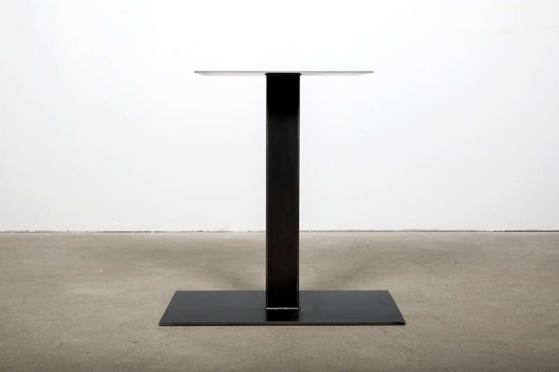 Bistro Stahl Tischgestell Orson nach Maß