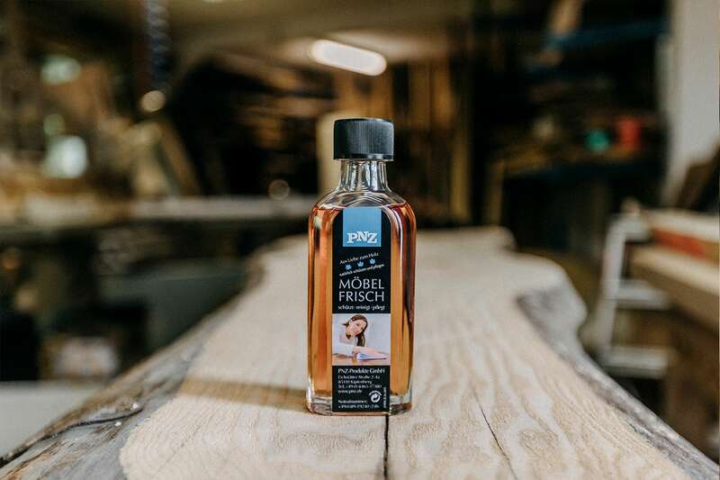 PNZ Möbelfrisch dunkel 100ml für lackierte Hölzer